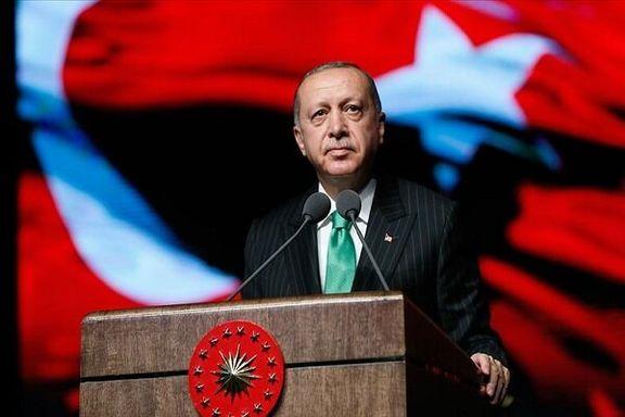 اردوغان: قصد نداریم از خرید اس -۴۰۰ روسی عقبنشینی کنیم
