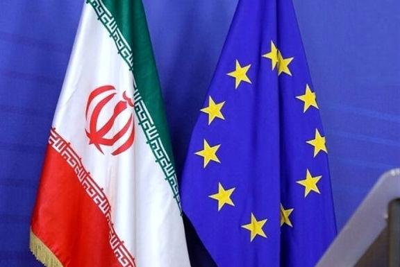 کاهش ۹ درصدی حجم تجارت خارجی ایران با اروپا از ابتدای سال تاکنون
