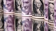 افزایش شاخص دلار در بازارهای جهانی