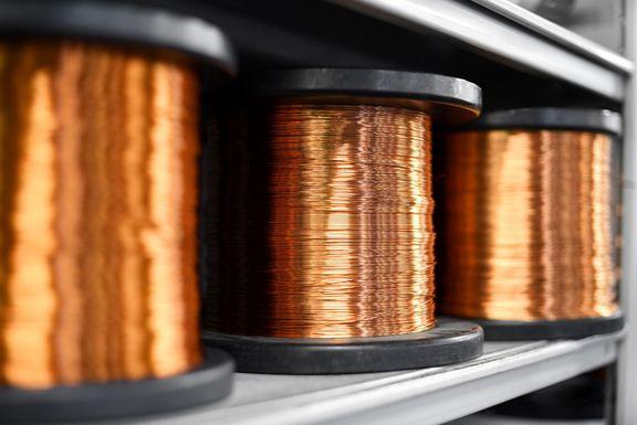 گزارش بانک جهانی از سرعت بیسابقه افزایش قیمت مس