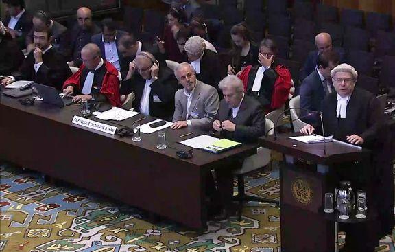 جلسه آخر بررسی شکایت تهران از واشنگتن در دیوان لاهه پایان یافت