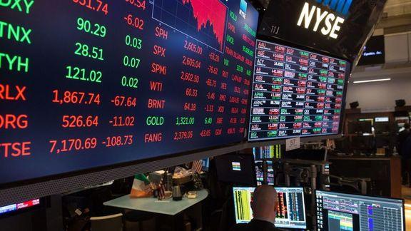 احتمال کاهش نرخ بهره بازارهای سهام آمریکا را مثبت کرد