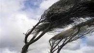 خسارات مالی وطبیعی بر اثر وقوع طوفان در استان همدان