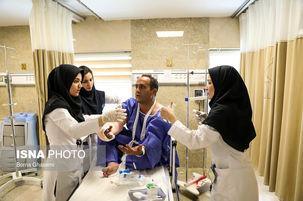 آخرین خبر از مجروحین حادثه تروریستی صبح امروز  اهواز