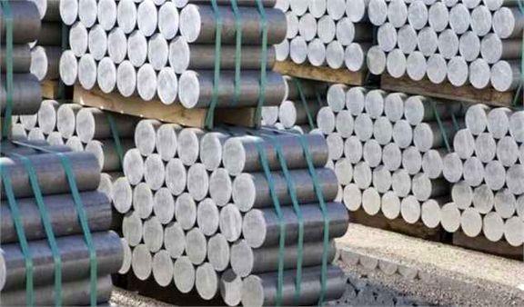 تولیدبیش از ۴۴۶ هزار تن شمش آلومینیوم در سال 99