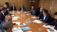 رایزنی صالحی با  رئیس کمیسیون انرژی اتمی فرانسه