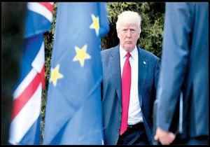 پاسخ محکم فرانسه به تهدیدات ترامپ علیه اتحادیه اروپا