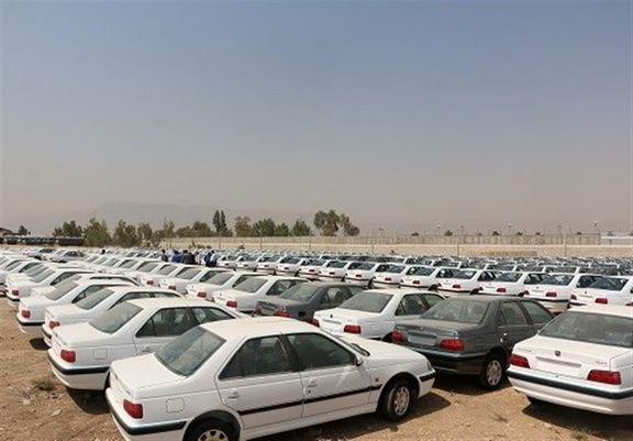 کاهش شدید تولید خودرو در مردادماه