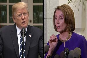 پلوسی:  استیضاح ترامپ زودهنگام و ‹بسیار تفرقه افکنانه» است