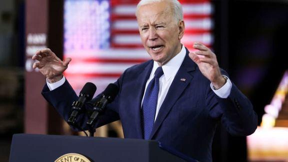 جو بایدن از بسته 2.3 تریلیون دلاری توسعه زیرساختها رونمایی کرد