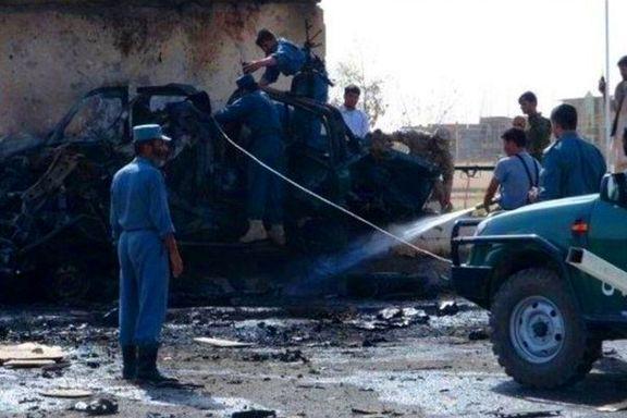 ۷ کودک در اثر انفجار افغانستان کشته شدند