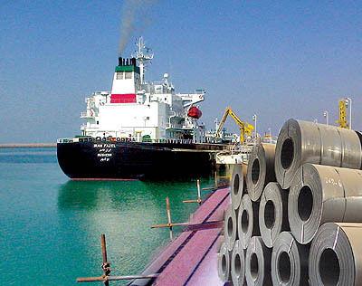صادرات فولادسازان بزرگ 19 درصد کاهش یافت