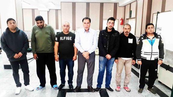 مامورا نماهایی که سارق بودند/دستگیری سارقان مامورنمای تهرانی