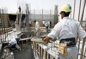 رکود بازار مسکن باعث توقف کار کارگران ساختمانی شد