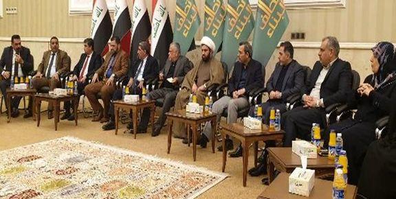 نشست مشترک دو ائتلاف بزرگ عراق برای خروج تمامی نیروهای بیگانه
