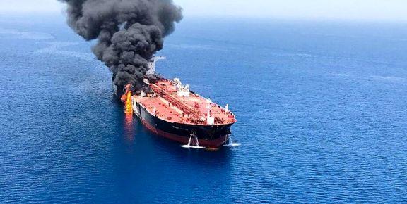 نگرانی  آلمان و فرانسه از انفجار دو نفتکش در دریای عمان