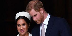 کناگیری شاهزاده هری و مگان از خاندان سلطنتی بریتانیا