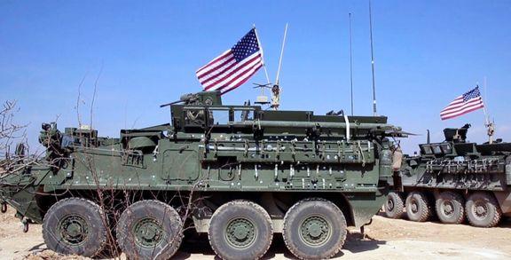 انفجار در مسیر کاروان نیروهای نظامی آمریکا در عراق