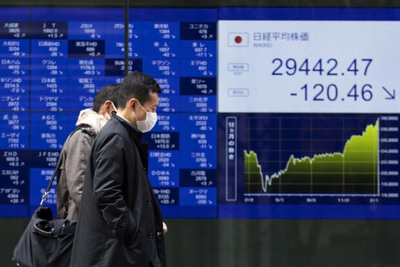 نوسان سهام آسیا اقیانوسیه درپی افت سهام امریکا