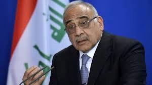 عبدالمهدی خطاب به مردم عراق: حساب خود را از خرابکاران جدا کنید + فیلم