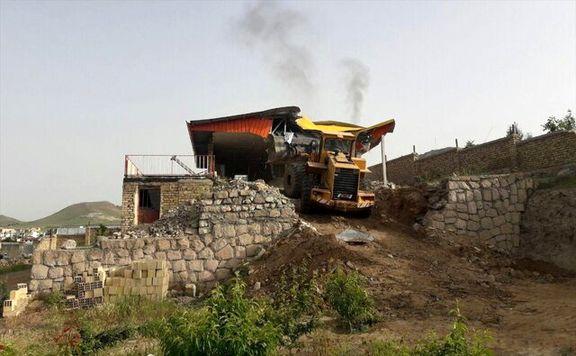 استان تهران پایه ثابت آمار زمینخواری/ رفع تصرف از ۳۸۲ زمین دولتی در شهریور