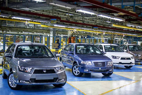 کاهش شدید قیمت خودرو  با رسیدن قطعات کلی از  اوایل آبان ماه