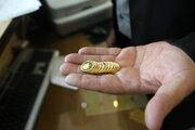 قیمت سکه 80 هزار تومان کاهش یافت / هر سکه ۱۱ میلیون و ۲۰ هزار تومان معامله شد