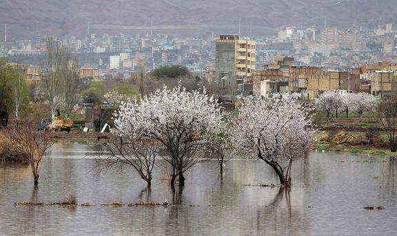 هشدار هواشناسی/ بارشهای سیلآسا از 8 تا 11 فروردین در راه است