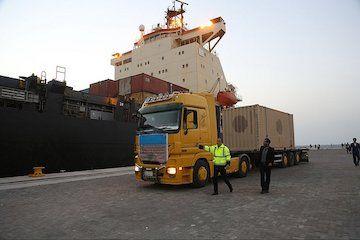 رونق صادرات کالاهای غیرنفتی در سومین بندر تجاری کشور
