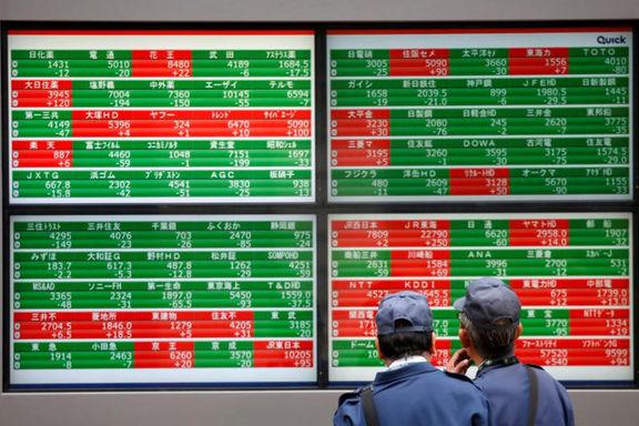 معاملات نوسانی سهام آسیایی  همراه با جهش سهام چین