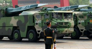 ساخت انواع سلاح های هایپرسونیک با فناوریهای جدید توسط چین