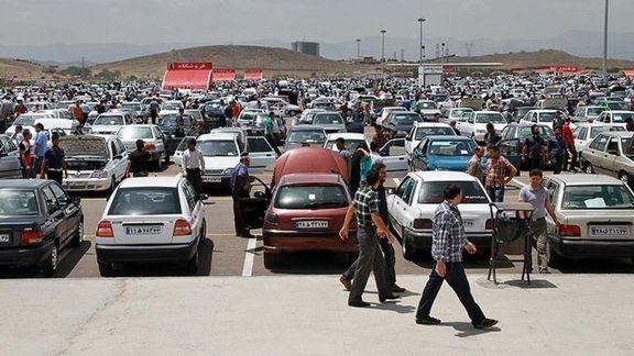 آخرین قیمت خودرو در بازار آزاد امروز / پژو 206 تیپ 5 حدود 95 میلیون تومان