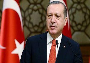 اردوغان: حاضریم درتجارت با ایران از لیر استفاده کنیم