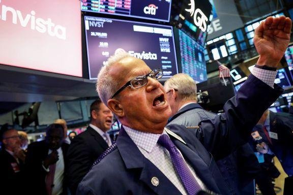 ادامه روند مثبت وال استریت با سودآوری شرکتها / داوجونز رکوردزنی کرد