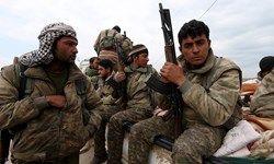 دولت پنهان آمریکا در سوریه به دنبال ایجاد کشور کردستان