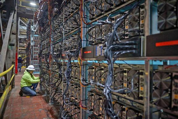 استخراج بیت کوین به اندازه کل مصرف کشور امارات برق مصرف میکند