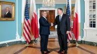 دیدار پمپئو با ولیعهد بحرین