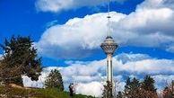 هوای تهران تا سه شنبه سالم است