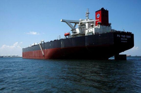 تحریم های آمریکا علیه کشورهای مختلف باعث بیکار ماندن نفتکش ها شده است