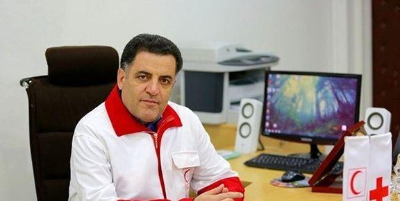 رئیس جمعیت هلال احمر: آب در پلدختر فروکش کرد/ سیل زدگان آواره اسکان اضطراری داده شدند