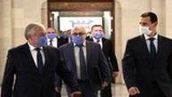گفتگوی بشار اسد با نماینده ولادیمر پوتین در مورد آخرین تحولات کشور