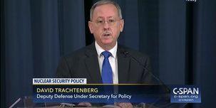 معاون وزیر دفاع آمریکا از سمت خود کنارهگیری میکند