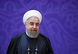 فیلم  اظهارات روحانی پس از نشست سران سه قوه