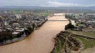 حدود 1000 واحد مسکونی در پلدختر تخلیه شد