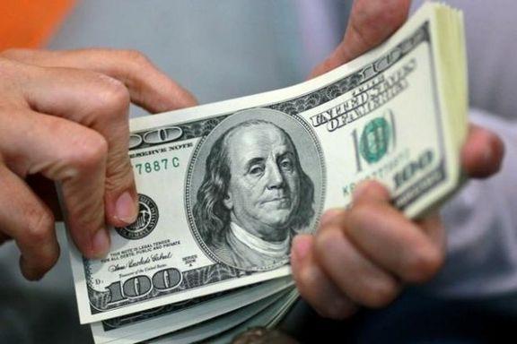 ارزش دلار به پایین ترین حد خود در دو ماه اخیر رسید