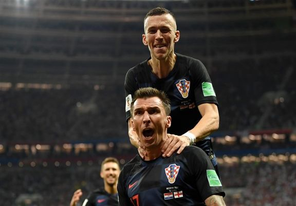 کرواسی برای اولین بار فینالیست شد