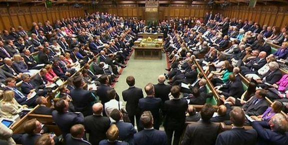 مجلس عوام انگلیس به خروج بدون توافق از اتحادیه اروپا رای نداد