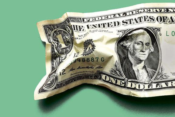 ارزش دلار برای سومین روز متوالی کاهش پیدا کرد