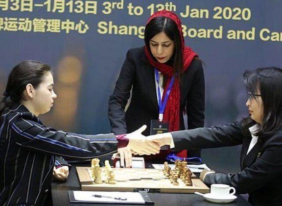 شهره بیات داور شطرنج ایران مهاجرت کرد