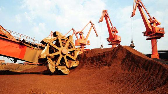 قیمت سنگآهن به بالاترین حد خود در 6 سال اخیر رسید